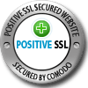 Site secured by Comodo Positive SSL
